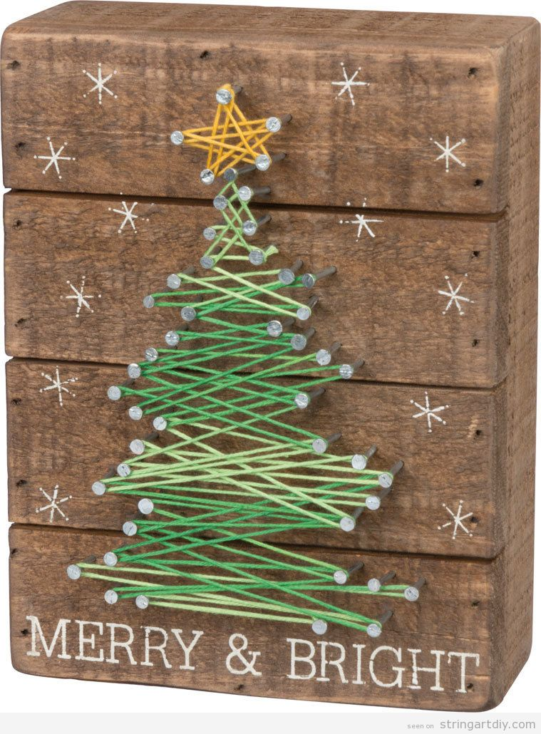 Ideas archives string art diystring art diy string art diy christmas tree solutioingenieria