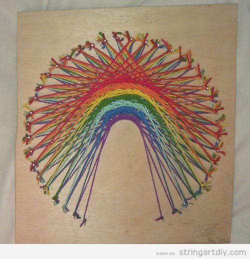 String Art DIY ideas