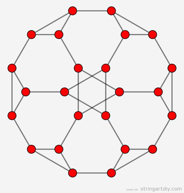 String Art Free Pattern