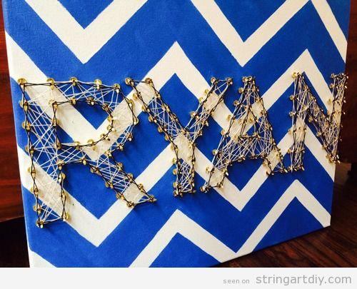 Ryan String Art names