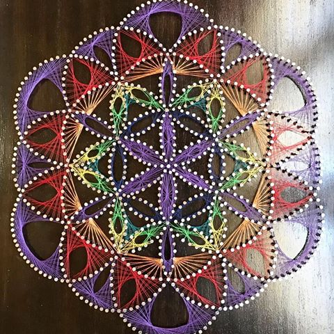 String Art Diy Ideas Tutorials Free Patterns And Templates To