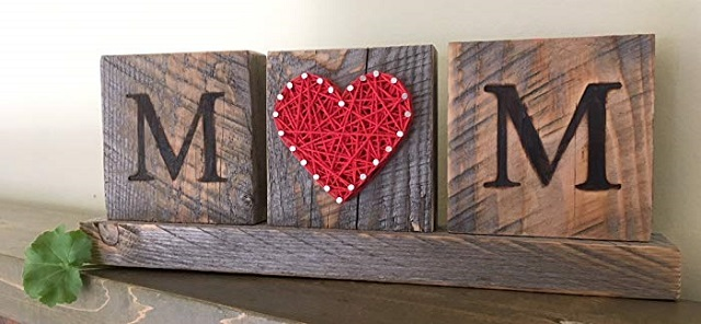 Mother's Day String Art 9