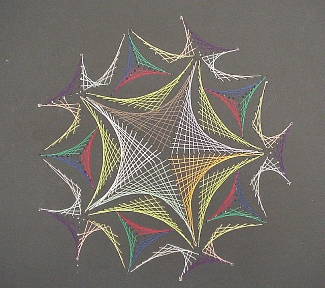 Benefits of Practicing String Art 2