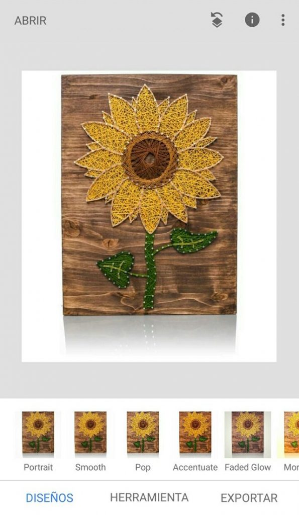 Tips to improve String Art pictures, photo editing